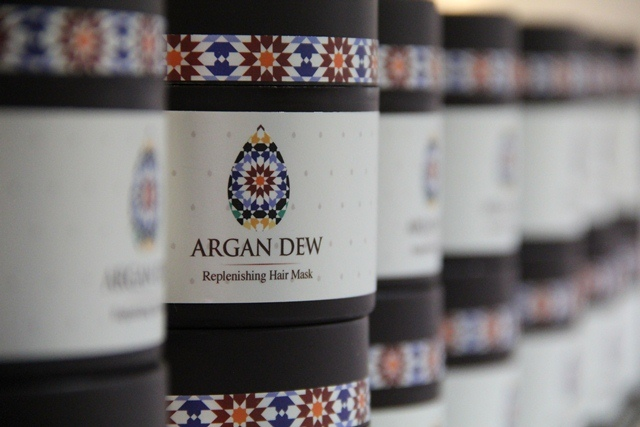 About Argan Dew